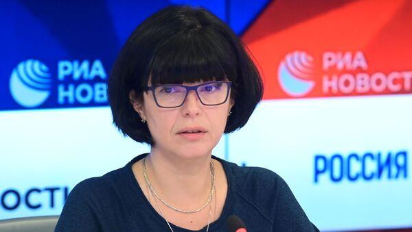 Выканаўчы дырэктар Асацыяцыі тураператараў Расіі Мая Ламідзэ - Sputnik Беларусь
