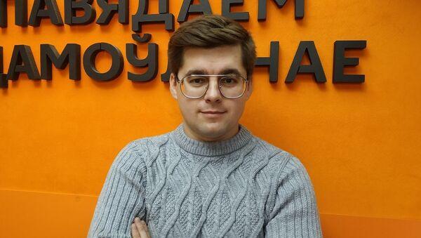 Политический эксперт Евгений Прейгерман - Sputnik Беларусь