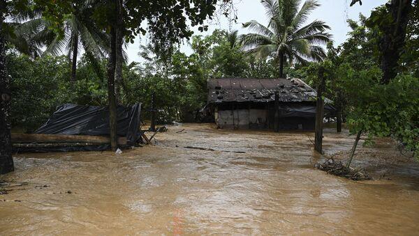 Последствия тропического шторма Эта в Гватемале - Sputnik Беларусь