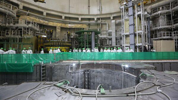 БелАЭС у Астраўцы - Sputnik Беларусь