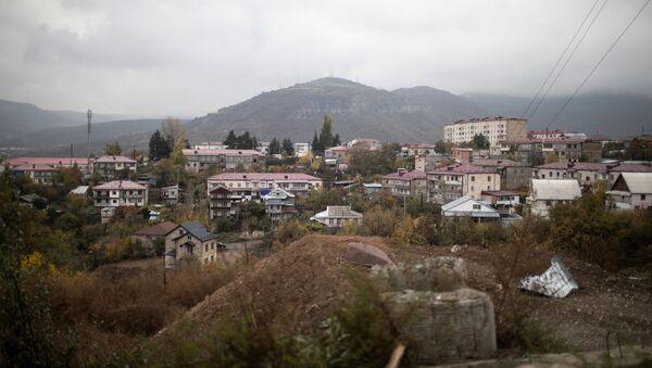 Нагорны Карабах падчас абвастрэння канфлікту - Sputnik Беларусь