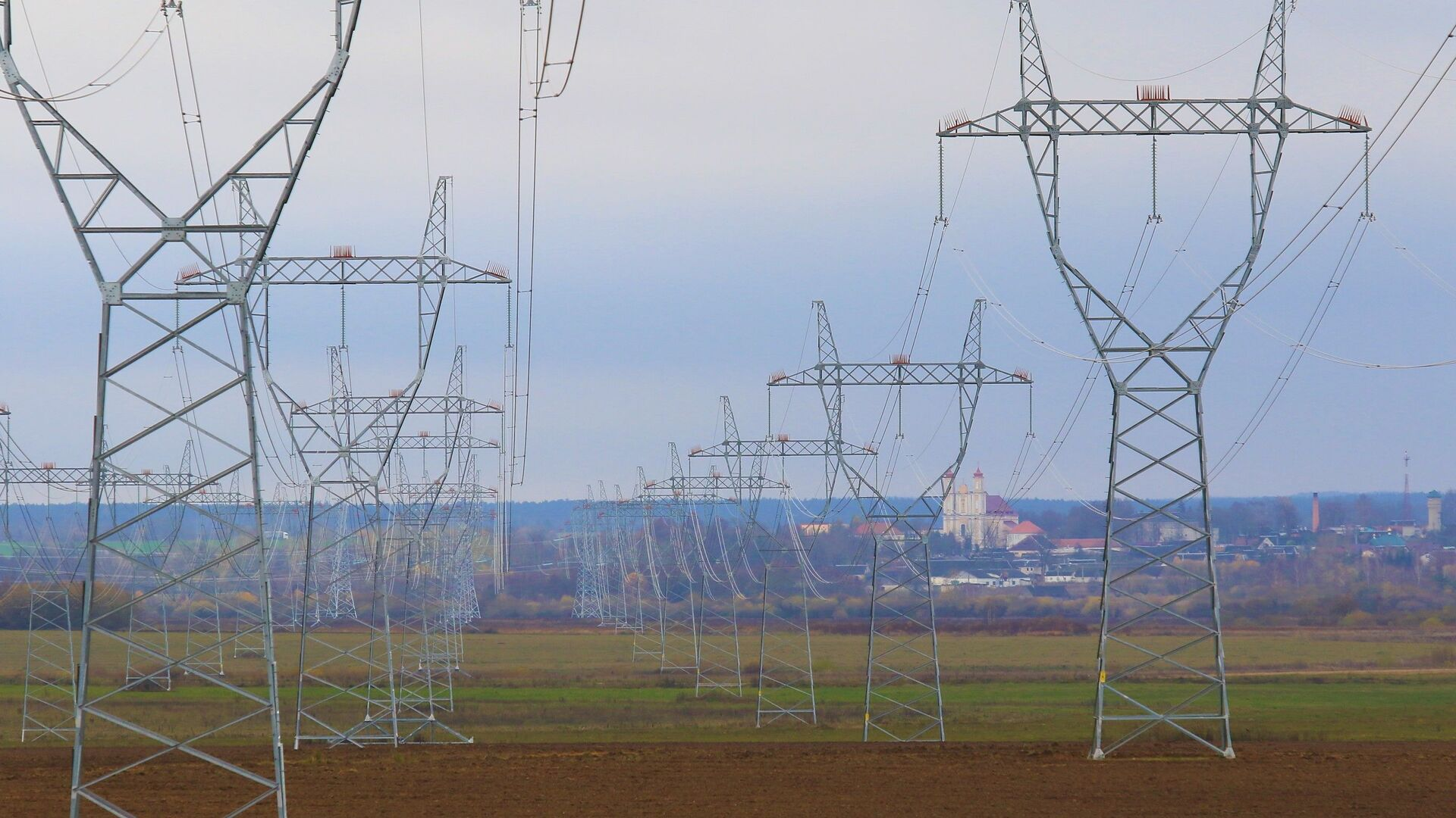 Энергасетка БелАЭС - Sputnik Беларусь, 1920, 12.10.2021