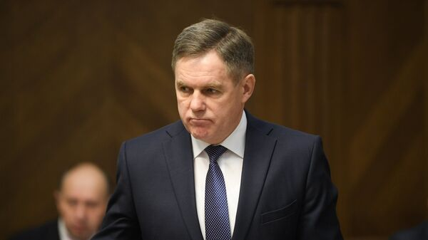 Віцэ-прэм'ер Беларусі Ігар Петрышэнка - Sputnik Беларусь