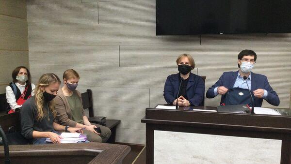 Верховный суд рассматривает жалобу ТУТ.BY на Мининформ - Sputnik Беларусь