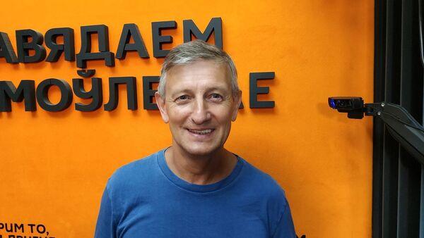 Раманчук патлумачыў, чаму не згодны з Калаўрам у прагнозе росту эканомікі - Sputnik Беларусь