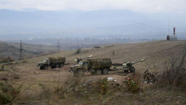 Ситуация в Нагорном Карабахе - Sputnik Беларусь