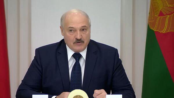 Лукашэнка расказаў, які адсотак яго паўнамоцтваў пяройдзе парламенту - Sputnik Беларусь