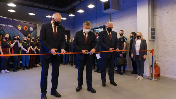 Открытие центра в МИРЭА - Sputnik Беларусь