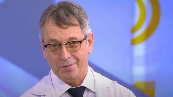 Главный радиолог Минздрава РФ, профессор медицинских наук Игорь Тюрин - Sputnik Беларусь