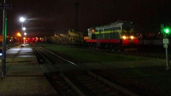 Женщина попала под поезд в Рогачеве - Sputnik Беларусь