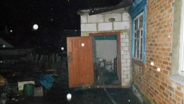 Пенсионерка погибла при пожаре в Жлобинском районе - Sputnik Беларусь