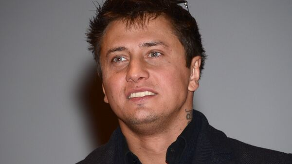 Актер Павел Прилучный  - Sputnik Беларусь