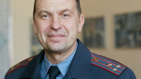 Николай Карпенков, архивное фото - Sputnik Беларусь