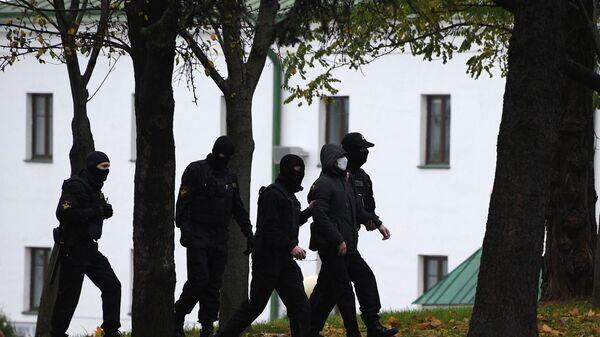 Акция протеста в Минске - Sputnik Беларусь
