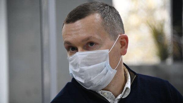 Политолог и учредитель КСДС Юрий Воскресенский - Sputnik Беларусь