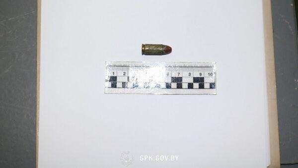 Найденный пограничниками патрон - Sputnik Беларусь