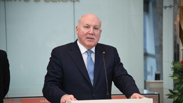 Пасол Дзмітрый Мезенцаў - Sputnik Беларусь