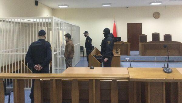 Убийство двух бизнесменов: в суде начался допрос по резонансному делу - Sputnik Беларусь