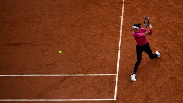 Белорусская теннисистка Виктория Азаренко - Sputnik Беларусь