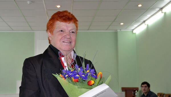 Бегунья на короткие дистанции, руководитель Белорусского союза спортсменов Мария Иткина - Sputnik Беларусь