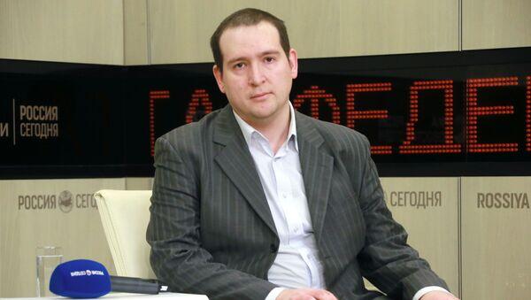 Ведущий аналитик Агентства политических и экономических коммуникаций Михаил Нейжмаков  - Sputnik Беларусь