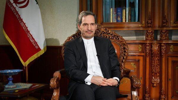 Посол Ирана в Беларуси Саид Яри - Sputnik Беларусь