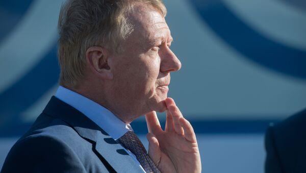 Председатель правления УК Роснано Анатолий Чубайс - Sputnik Беларусь