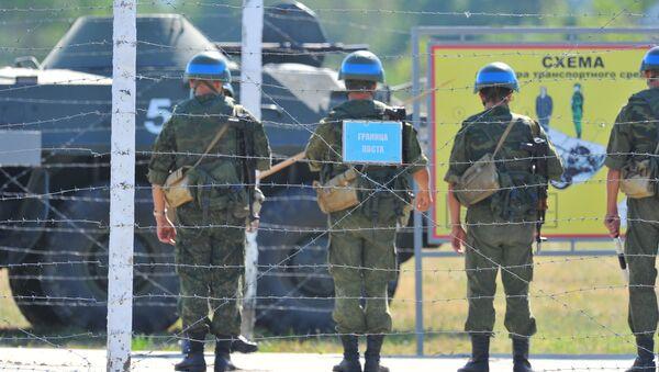 Учения Оперативной группы российских войск в Приднестровье - Sputnik Беларусь