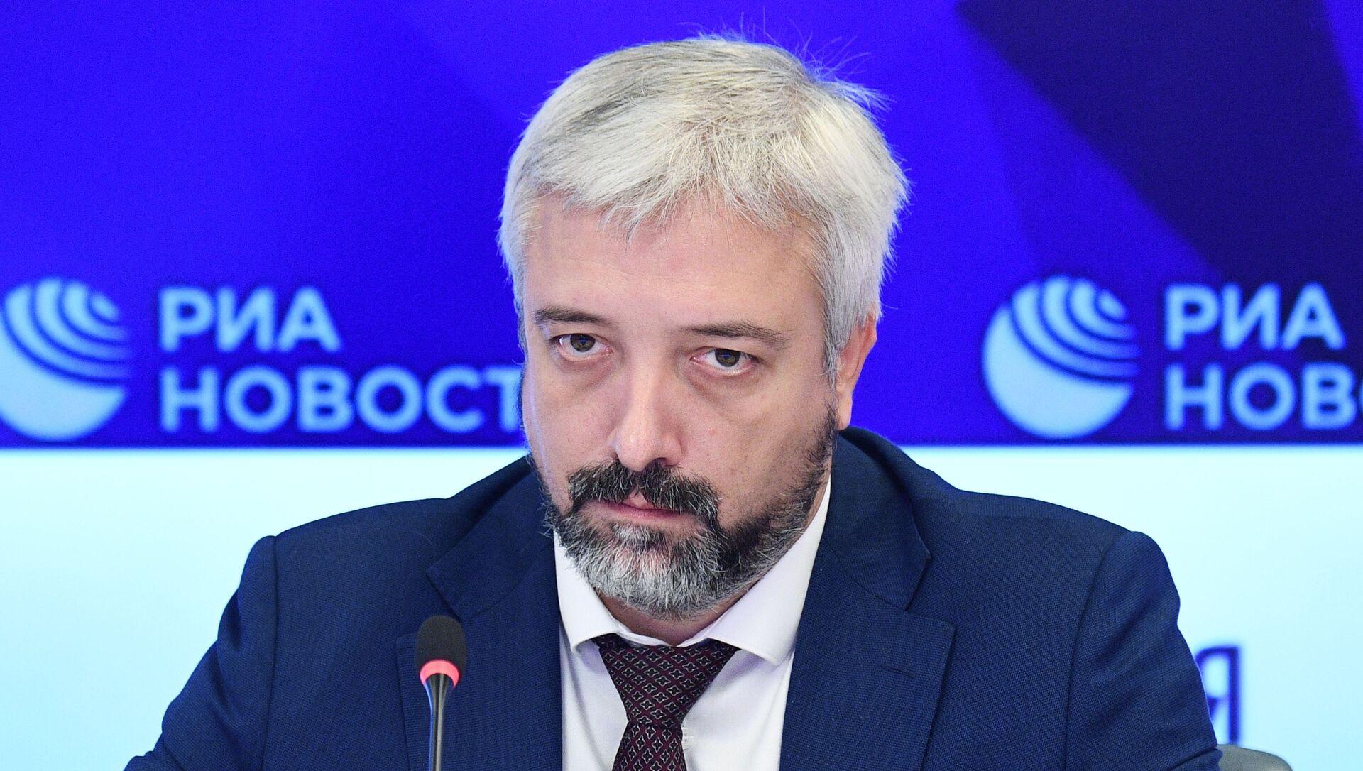 Руководитель Россотрудничества Евгений Примаков  - Sputnik Беларусь, 1920, 31.05.2021