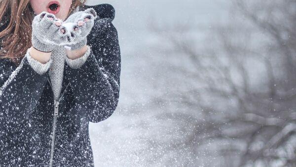 Зима, архивное фото - Sputnik Беларусь