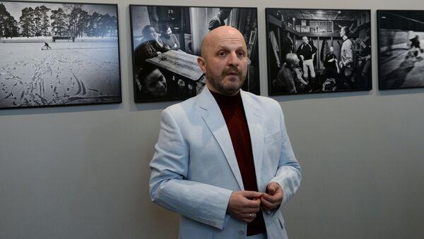 Специальный фотокорреспондент МИА Россия сегодня Владимир Песня - Sputnik Беларусь