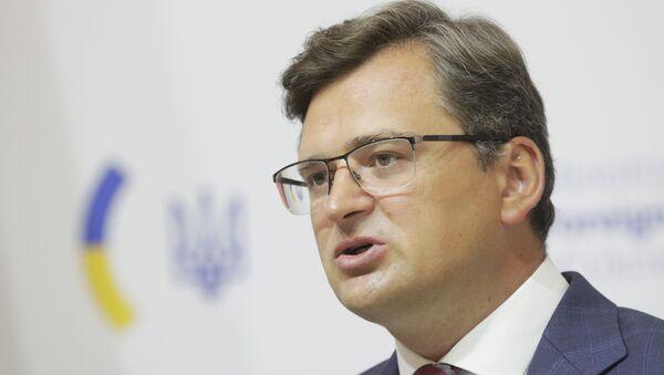 Глава МИД Украины Дмитрий Кулеба - Sputnik Беларусь