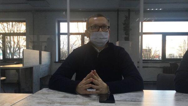 Политолог Юрий Воскресенский - Sputnik Беларусь