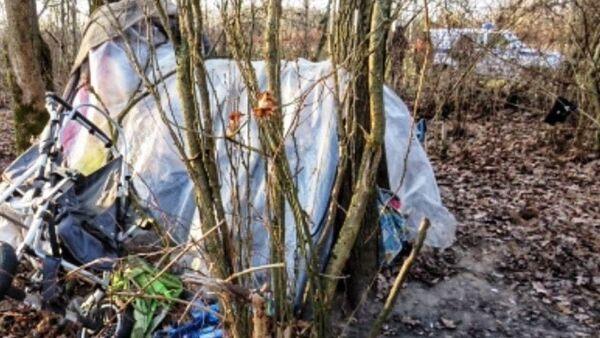Тела супругов без признаков жизни обнаружены в шалаше около Лиды - Sputnik Беларусь