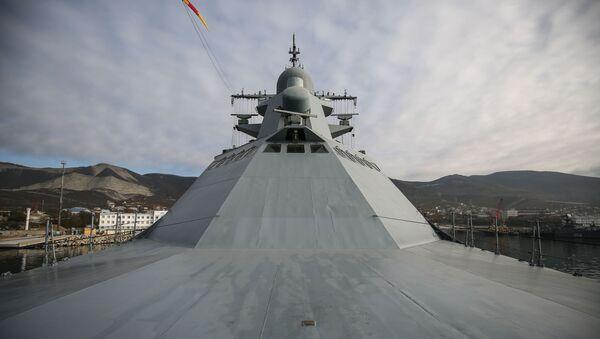 Патрульный корабль ВМФ России - Sputnik Беларусь