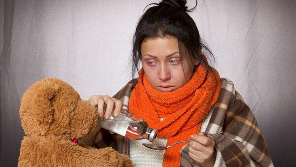 Навукоўцы распавялі, чым адрозніваецца боль у горле пры прастудзе і COVID-19 - Sputnik Беларусь