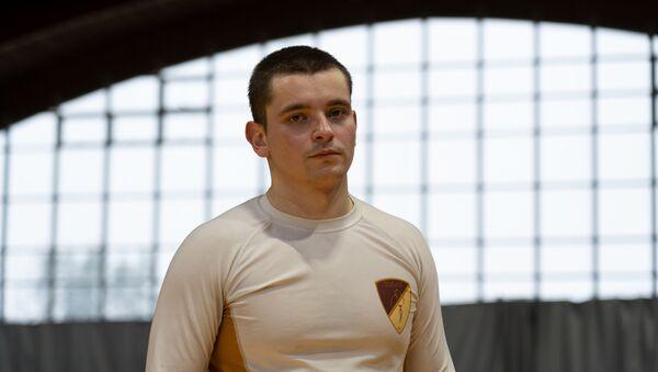 Корреспондент Sputnik на тренировке по грэпплингу - Sputnik Беларусь