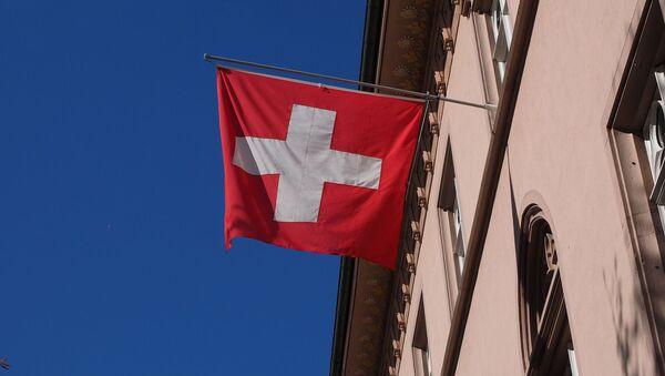 Флаг Швейцарии - Sputnik Беларусь