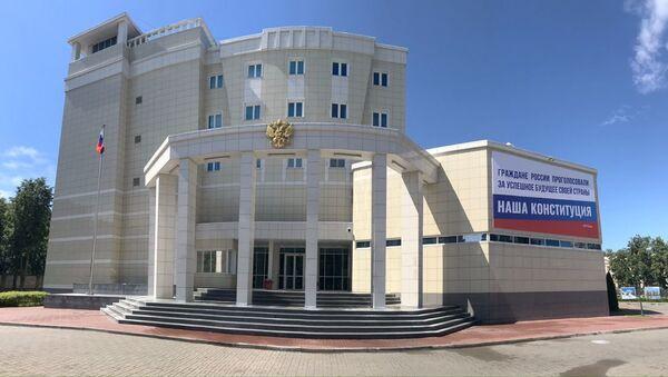Посольство России в Беларуси - Sputnik Беларусь