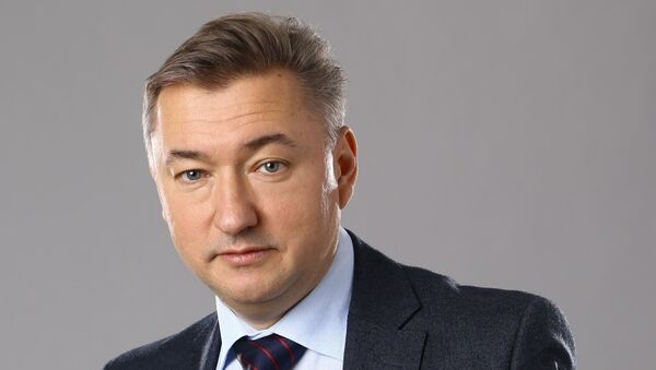 Гендиректор Череповецкого литейно-механического завода Владимир Боглаев  - Sputnik Беларусь