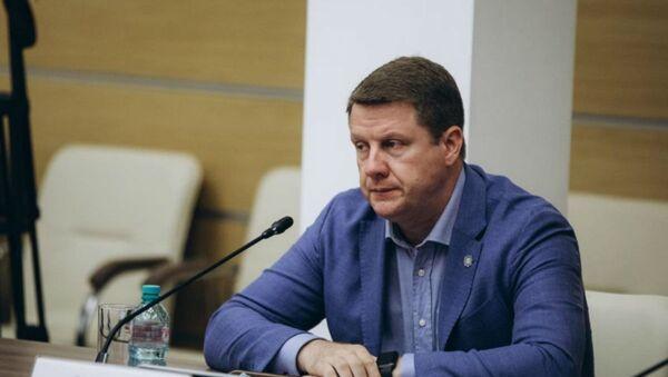 Эксперт в сфере логистики, экс-член общественного совета Минтранса России Сергей Храпач - Sputnik Беларусь