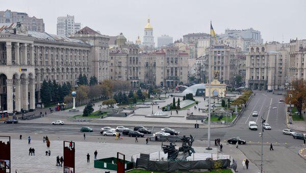 Площадь Независимости в Киеве - Sputnik Беларусь