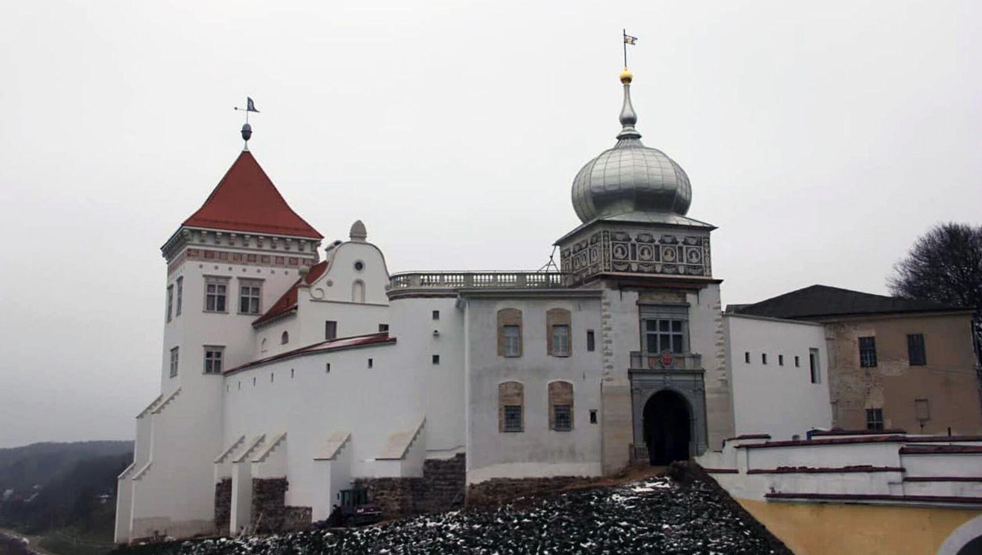 Старый замок в Гродно - Sputnik Беларусь, 1920, 07.04.2021