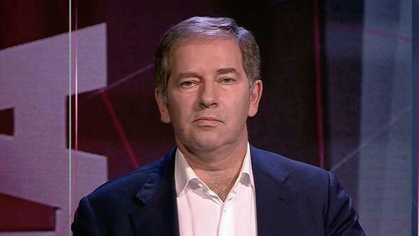 Владимир Григорьев, экономист, финансовый эксперт - Sputnik Беларусь