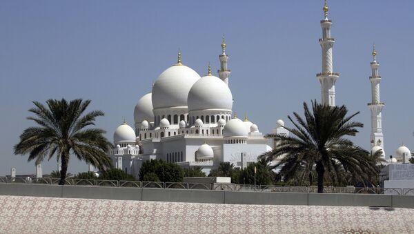 Мечеть шейха Зайда в Абу-Даби - Sputnik Беларусь