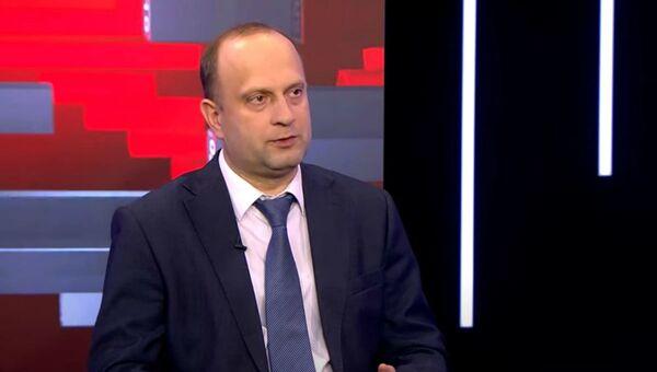 Первый заместитель министра экономики Юрий Чеботарь - Sputnik Беларусь