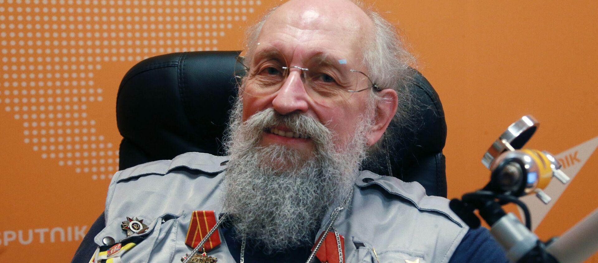 Журналист, телеведущий, публицист Анатолий Вассерман - Sputnik Беларусь, 1920, 18.02.2021