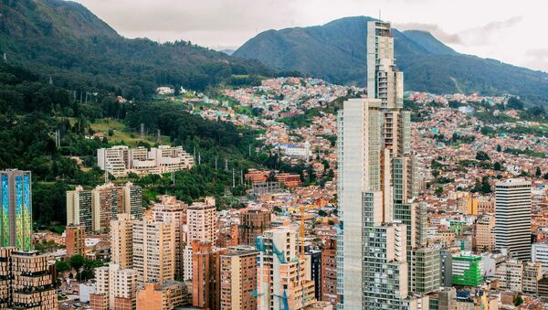 Богота - столица Колумбии - Sputnik Беларусь