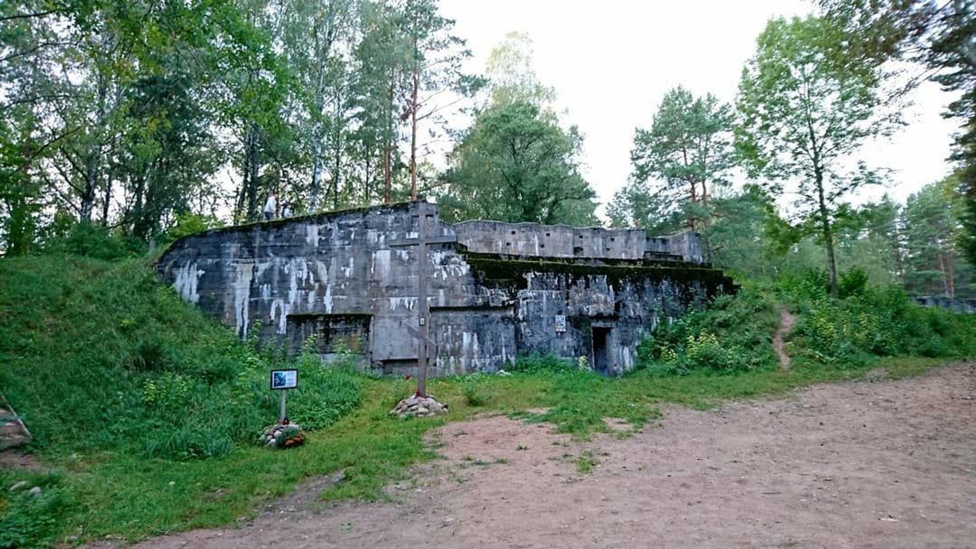 Форты под Гродно - Sputnik Беларусь, 1920, 29.06.2021