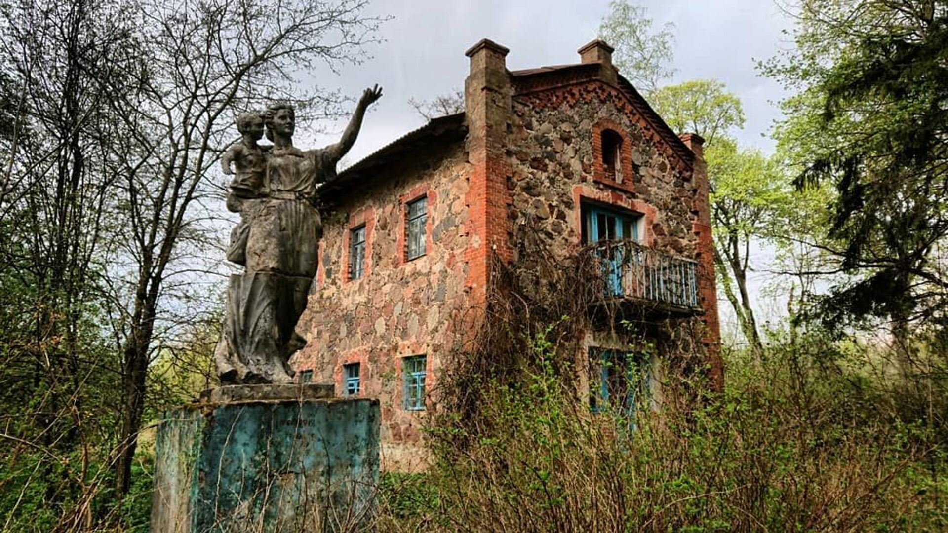 Усадьба Новицких в деревне Совейки  - Sputnik Беларусь, 1920, 29.06.2021